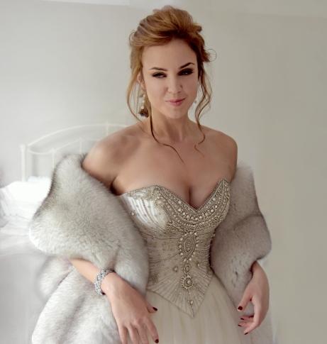 hollywood glam bridal makeup