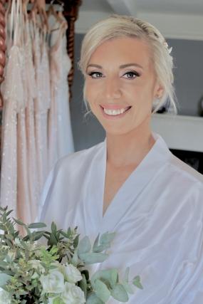 bridal skin glow makeup